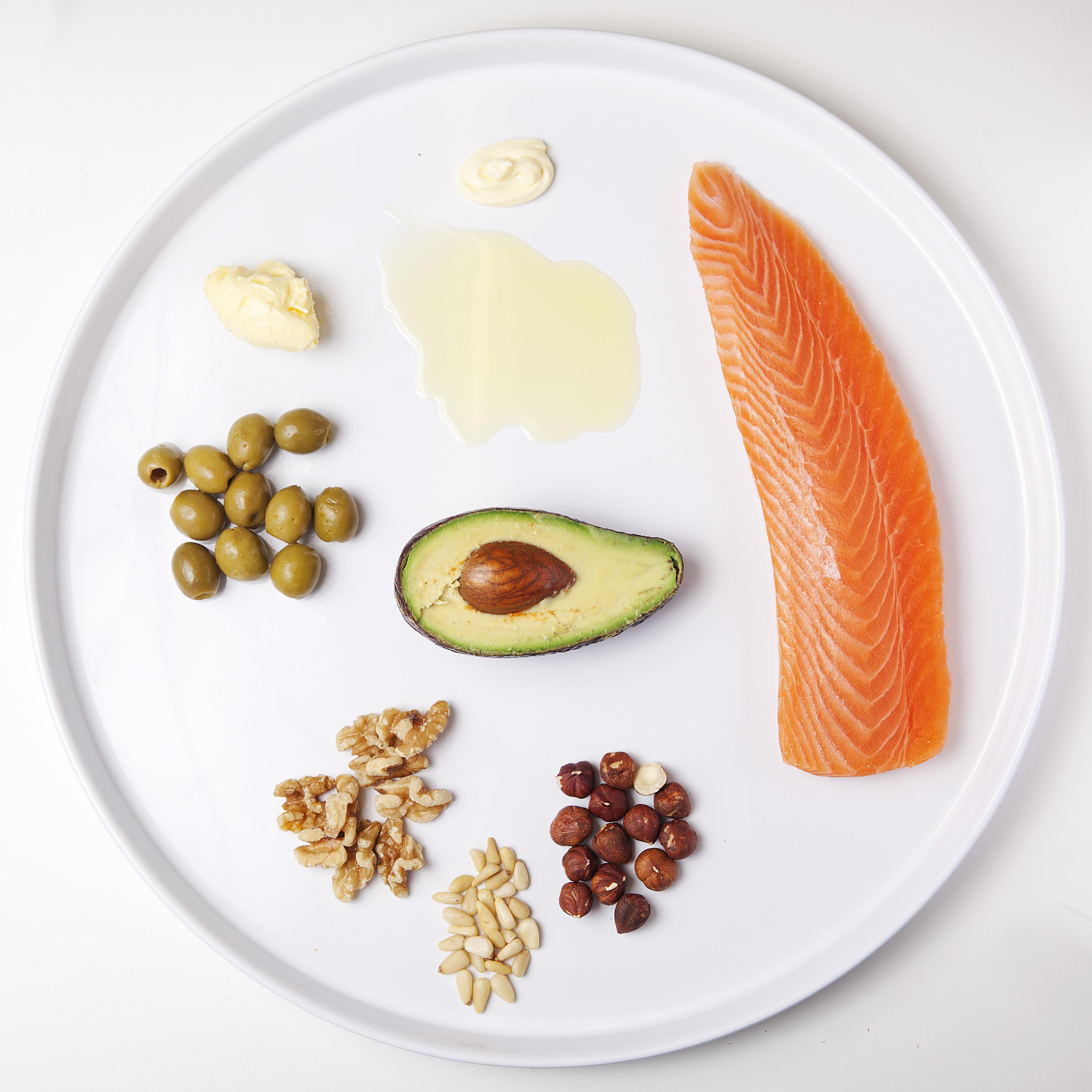 matvarer med mettet fett