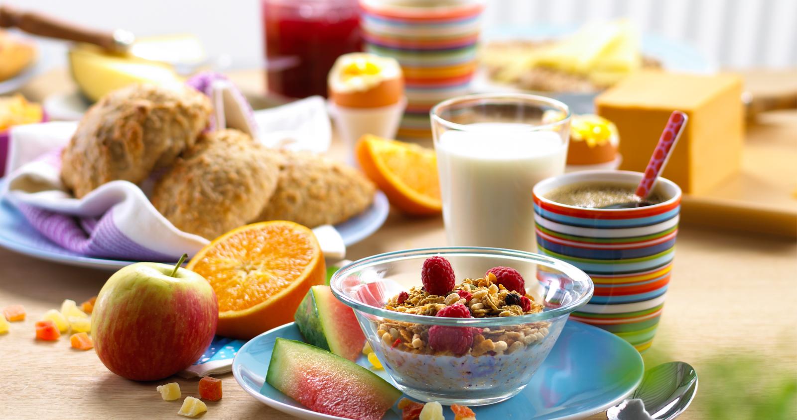 Frokost fra www.melk.no