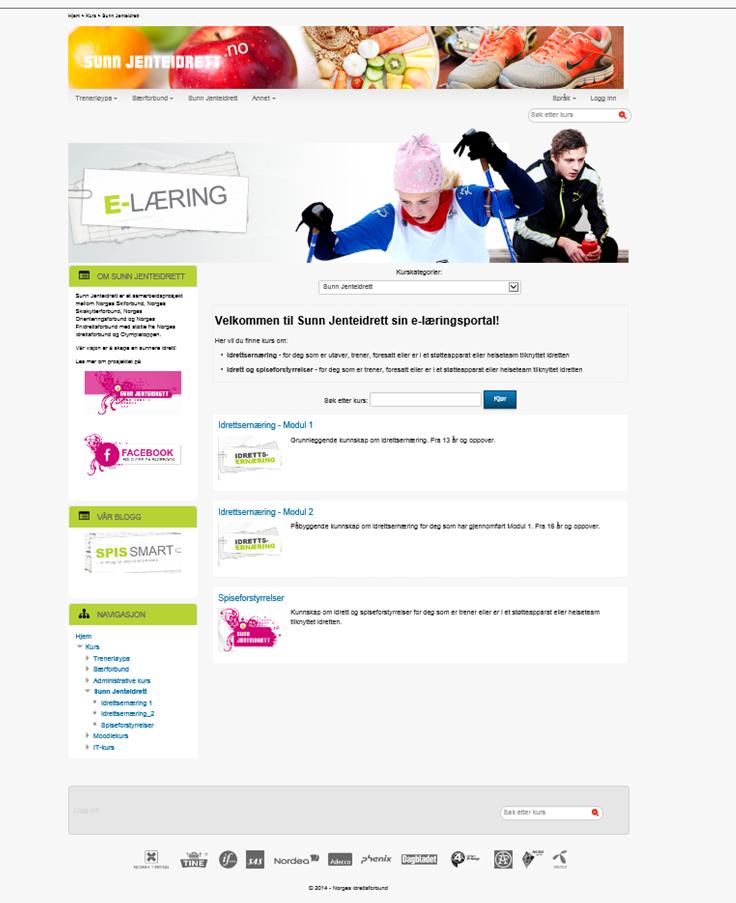 skjermdump ny nettside